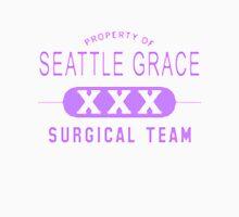 Property of Seattle Grace in Purple  Unisex T-Shirt