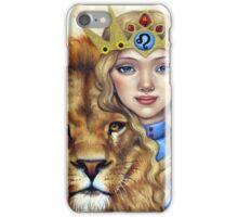 Leo Girl iPhone Case/Skin
