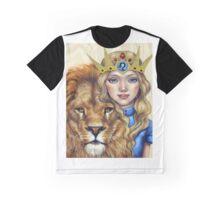 Leo Girl Graphic T-Shirt