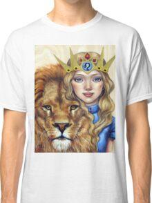 Leo Girl Classic T-Shirt