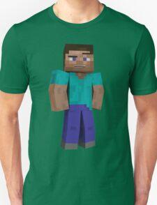 Minecraft Steve T-Shirt