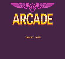 Arcade: Insert Coins Unisex T-Shirt