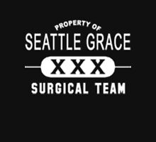 Property of Seattle Grace in White  Unisex T-Shirt