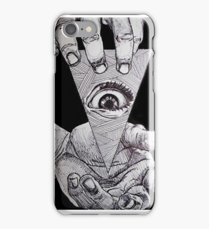 Show Me The World iPhone Case/Skin