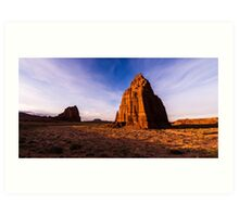 Cathedral Temples Art Print