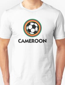 Football coat of arms of Cameroon T-Shirt