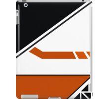 CS GO ASIIMOV SKIN  iPad Case/Skin