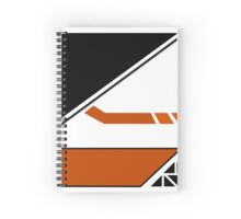 CS GO ASIIMOV SKIN  Spiral Notebook