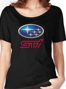 Subaru STI Women's Relaxed Fit T-Shirt