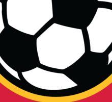 Football crest of China Sticker