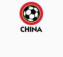 Football crest of China Unisex T-Shirt