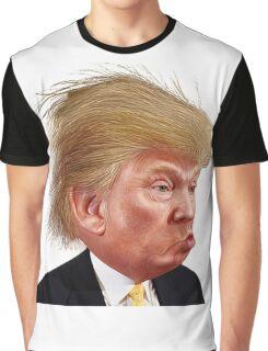 Donald Trump Funny Meme Graphic T-Shirt