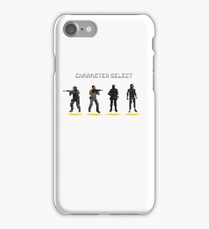 CS:GO - Character Select iPhone Case/Skin