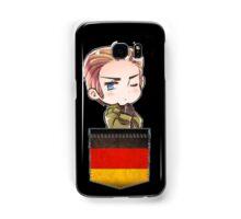 Germany Chibi Pocket Samsung Galaxy Case/Skin