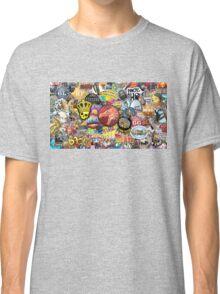 cs:Go stickers ,counter strike stickers Classic T-Shirt