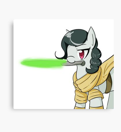 EFNW Front Page Jedi Canvas Print