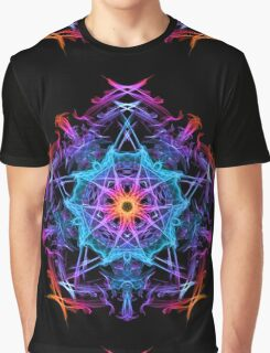 Energetic Geometry - The Magi's Wish    Graphic T-Shirt