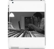 Earl Sweatshirt in the studio iPad Case/Skin