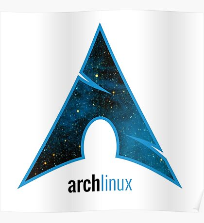 Arch Linux Poster