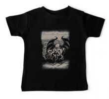 Cthulhu - Rise Great Old One Baby Tee