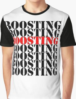 Boosting Graphic T-Shirt