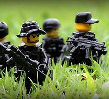 LEGO Navy SEALs by Brick Police