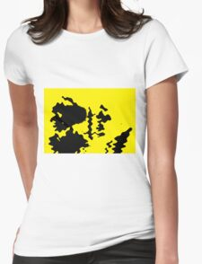 Wobble Boy Womens Fitted T-Shirt