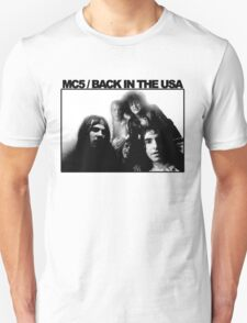 MC5 Back In The USA T-Shirt