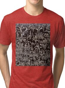 Ice crystals Tri-blend T-Shirt