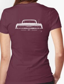 BIG AS Chevy Impala © Womens Fitted T-Shirt