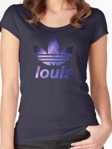 Louis  Women's Fitted Scoop T-Shirt