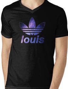 Louis  Mens V-Neck T-Shirt