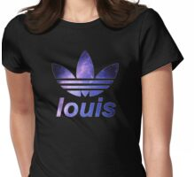 Louis  Womens Fitted T-Shirt