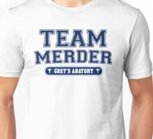 Team MerDer Unisex T-Shirt