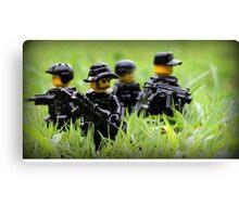 LEGO Navy SEALs Canvas Print