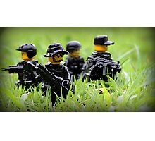 LEGO Navy SEALs Photographic Print