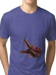 still born Tri-blend T-Shirt