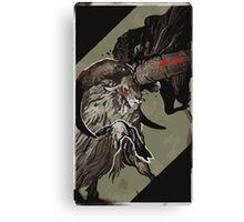 Adaar Tarot Card Canvas Print