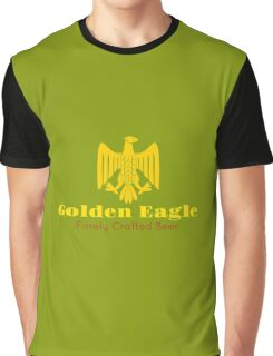 Great Beer Golden Eagle Graphic T-Shirt