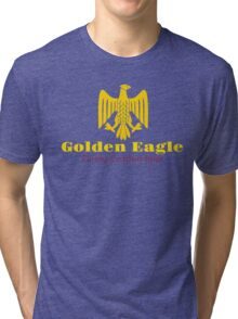 Great Beer Golden Eagle Tri-blend T-Shirt