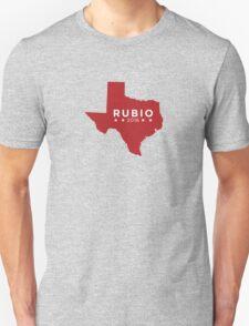 Marco Rubio 2016 State Pride - Texas T-Shirt
