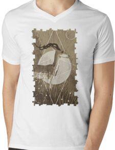 Halla Tarot Card Mens V-Neck T-Shirt