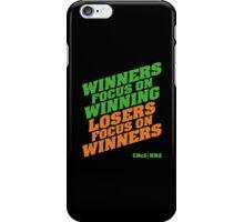 Conor McGregor - Quotes [Winners Tri] iPhone Case/Skin
