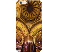 When Architecture Was Art (ED) iPhone Case/Skin