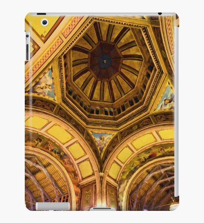 When Architecture Was Art (ED) iPad Case/Skin