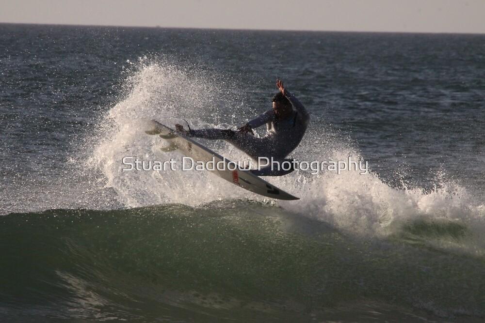 Surf, Spray & Sky by Stuart Daddow Photography