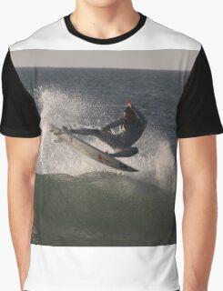 Surf, Spray & Sky Graphic T-Shirt