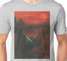 Pod Crash Site  Unisex T-Shirt