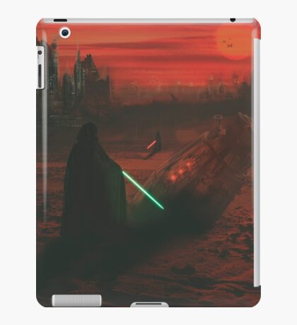 Pod Crash Site  iPad Case/Skin