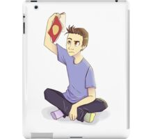 The Clever One? iPad Case/Skin